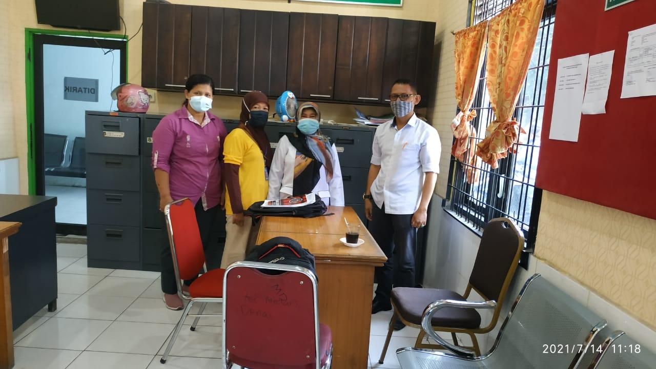 Peninjauan Pelaksanaan Verifikasi dan Verivali DTKS pada Kantor Camat